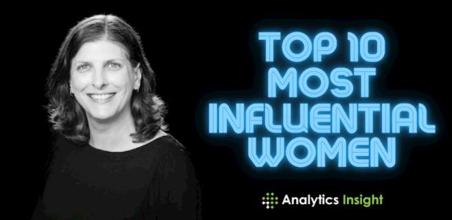 Jane Moran - Top 10 Most Influential Women