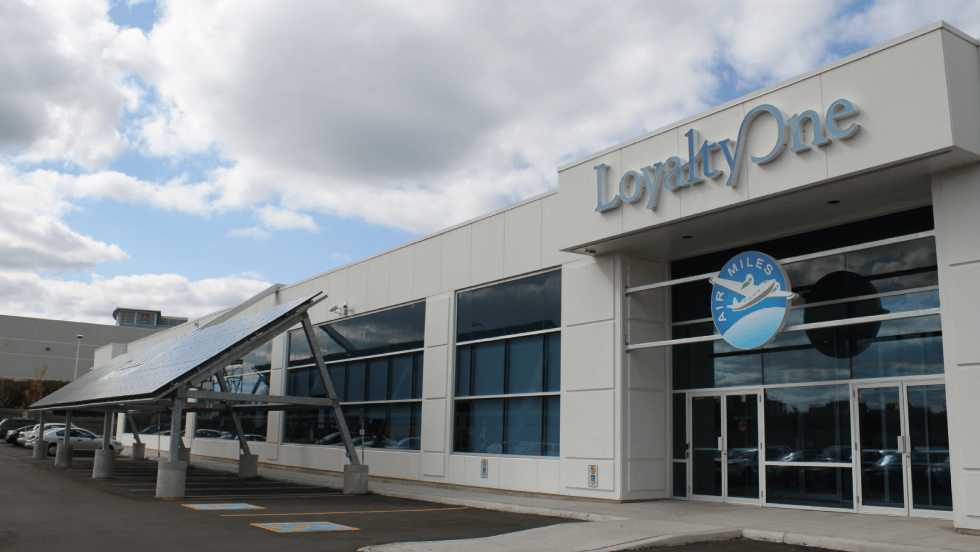 LoyaltyOne Mississauga Office