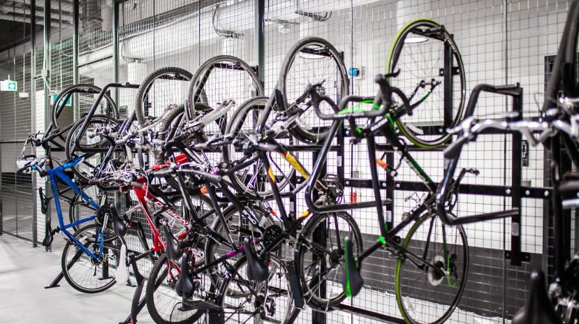 Office Bike Racks