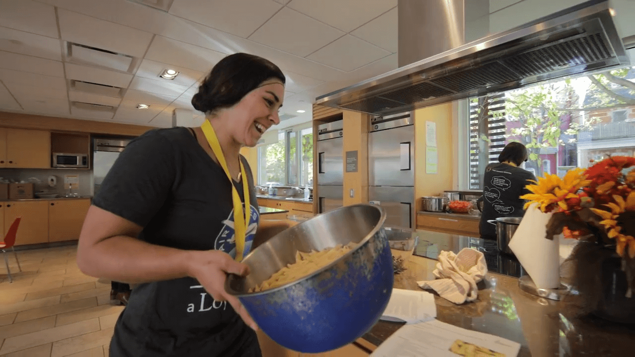 Volunteering at Ronald McDonald House