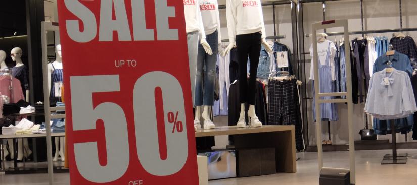 In-store Sale