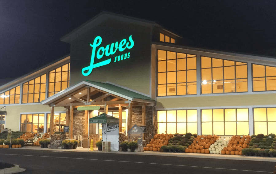 Lowes Food Storefront