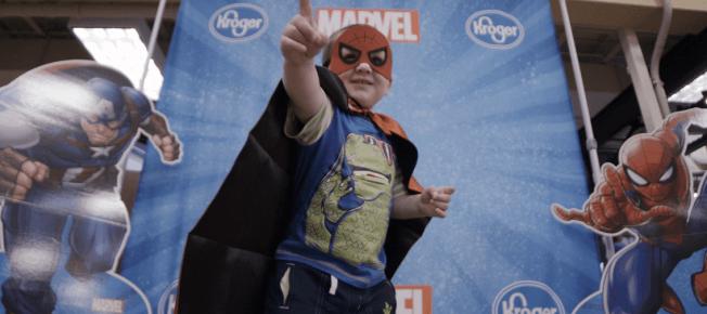 Marvel at Kroger