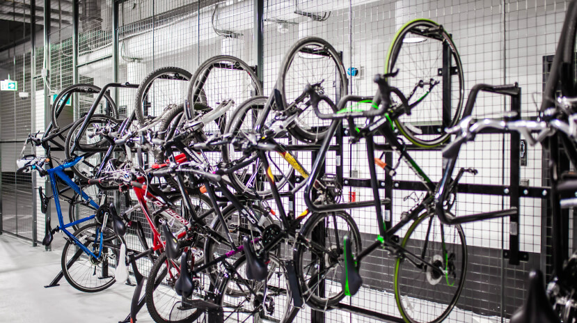 Office Bike Racks